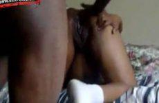 Ebony amateur porno